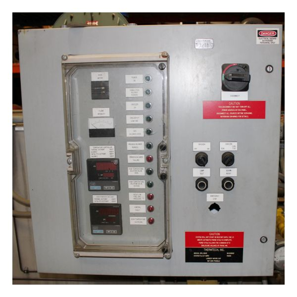 EEI-1274 Thermal Oxidizer Control Panel