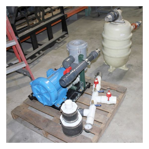 EEI-1275 Soil Vapor Extraction System