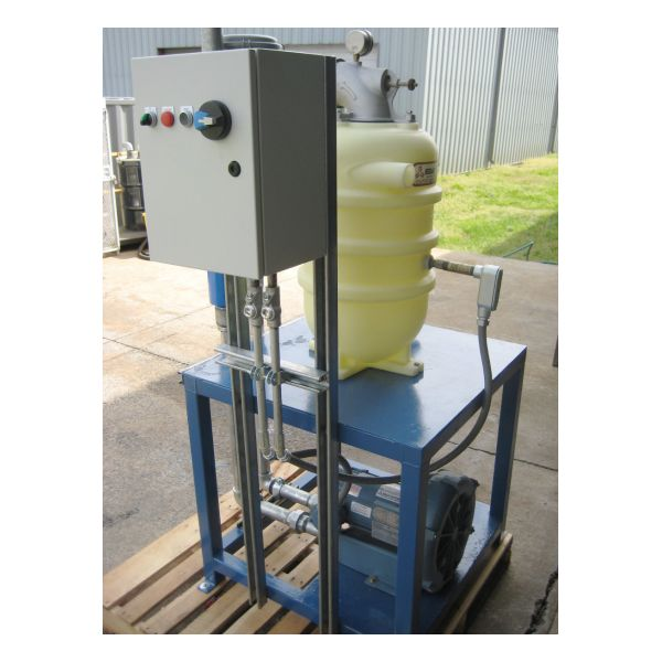 EEI-1321 Soil Vapor Extraction System