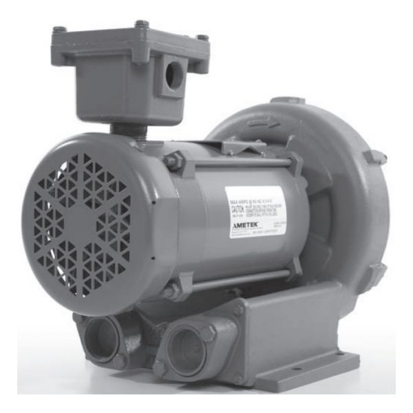Rotron EN303 Regenerative Blowers