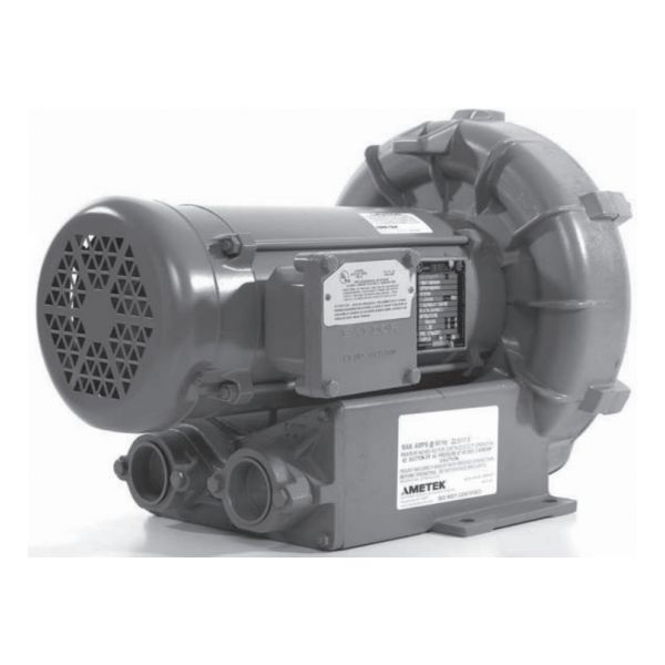Rotron EN404 Regenerative Blowers