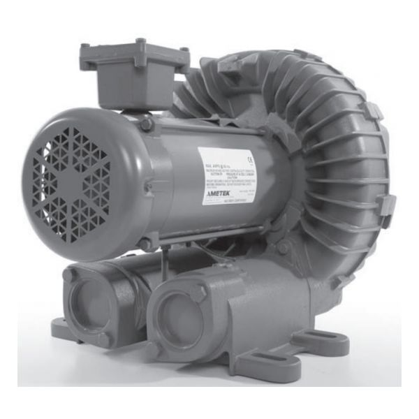 Rotron EN757 3-Phase Regenerative Blowers