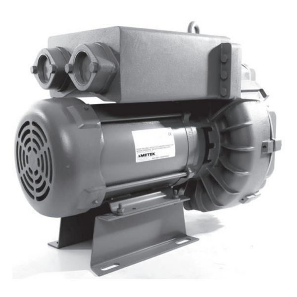 Rotron EN757 1-Phase Regenerative Blowers