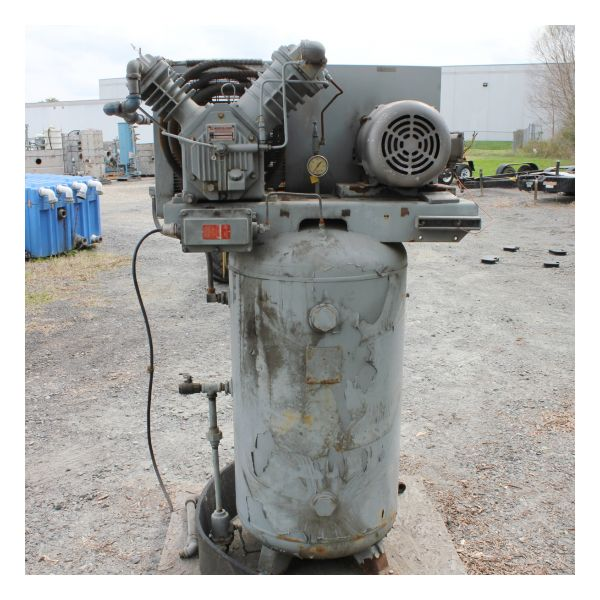 Used Ingersoll Rand T301080G Reciprocating Compressor