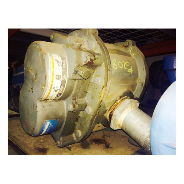 Used Tuthill 3006-21R2-X PD Blower