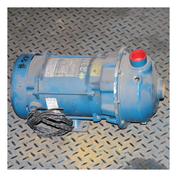 Used Goulds 2ST2C7A3 Centrifugal Pump