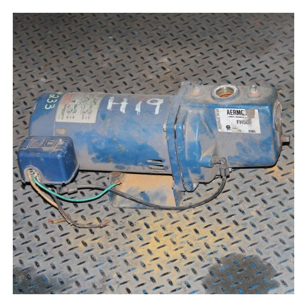 Used Aermotor FH50 Jet Pump