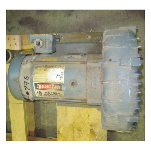 Used Rotron DR707F72X Regenerative Blower