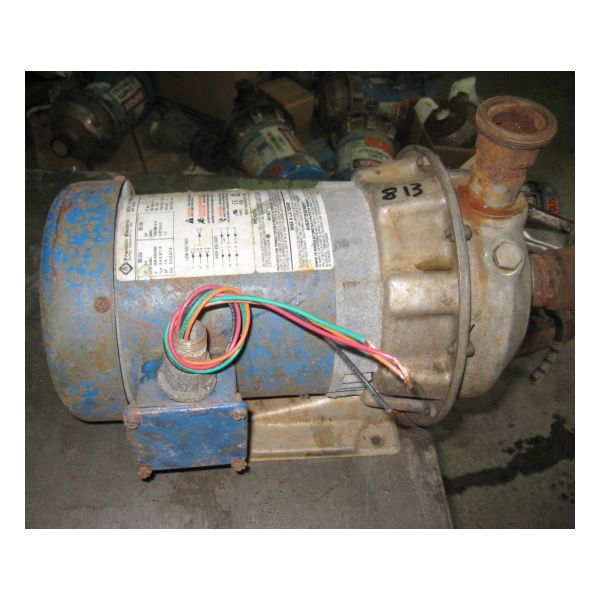 Used Goulds 1ST1D5E4 Centrifugal Pump
