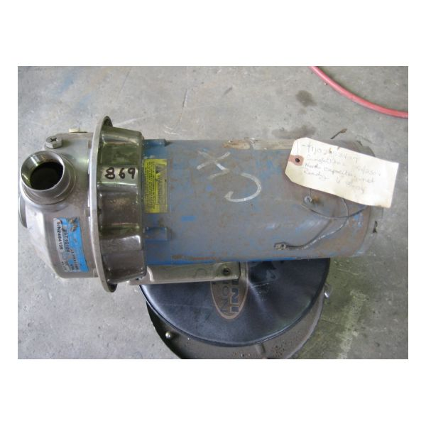 Used Goulds 2ST1G100 Centrifugal Pump