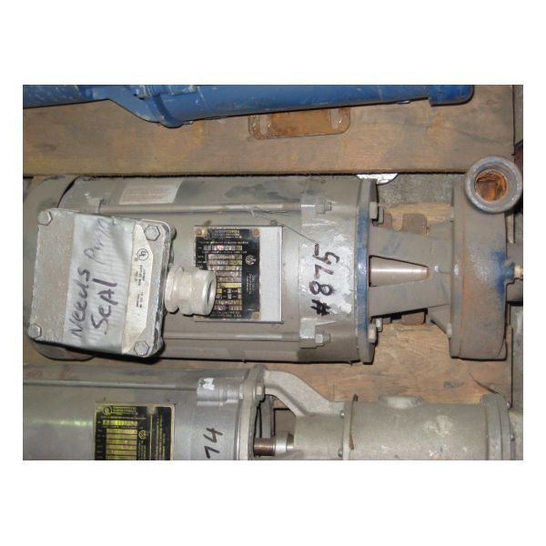 Used Price CD100BF Centrifugal Pump