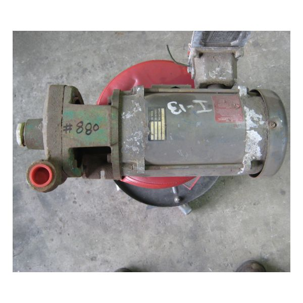 Used Myers CT100B Centrifugal Pump