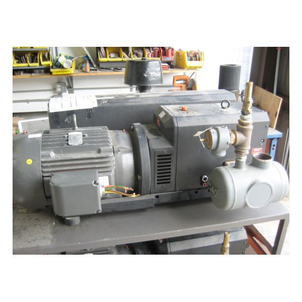 Used Rietschle C-DLR 500 Rotary Claw Compressor