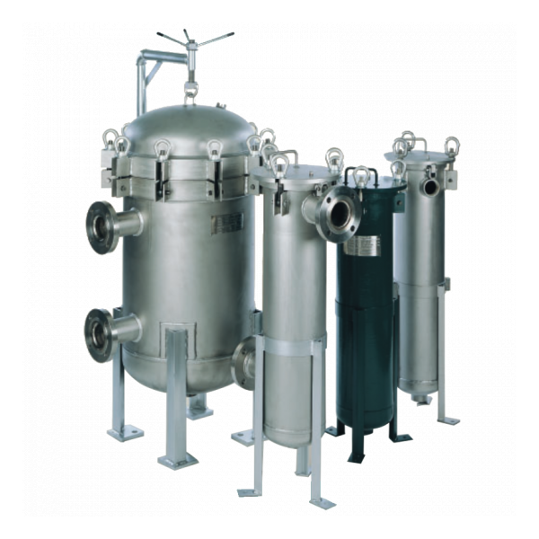 Strainrite Bag Filter Vessels