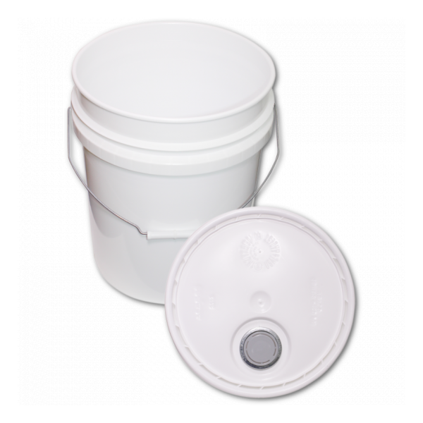5-Gallon Bucket with Lid