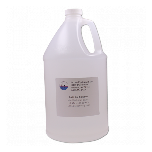 AutoCal Calibration Solution, 4 L