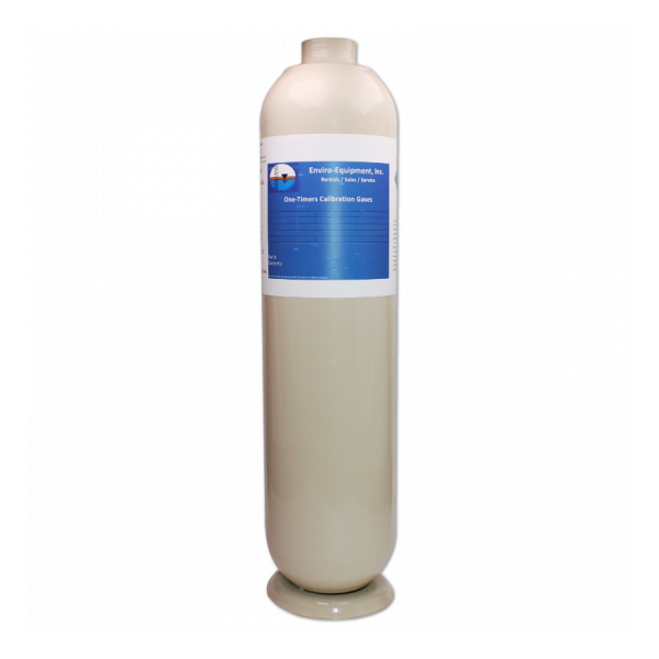 100 ppm Isobutylene Calibration Gas, 100 L