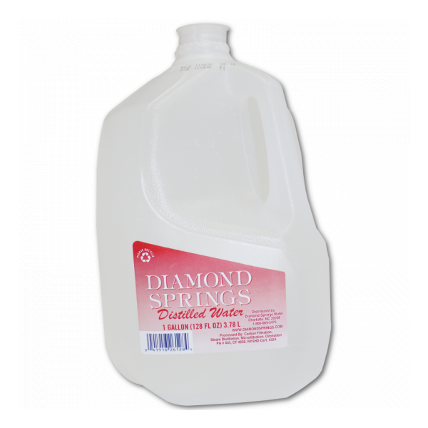 Distilled Water, 1 Gallon