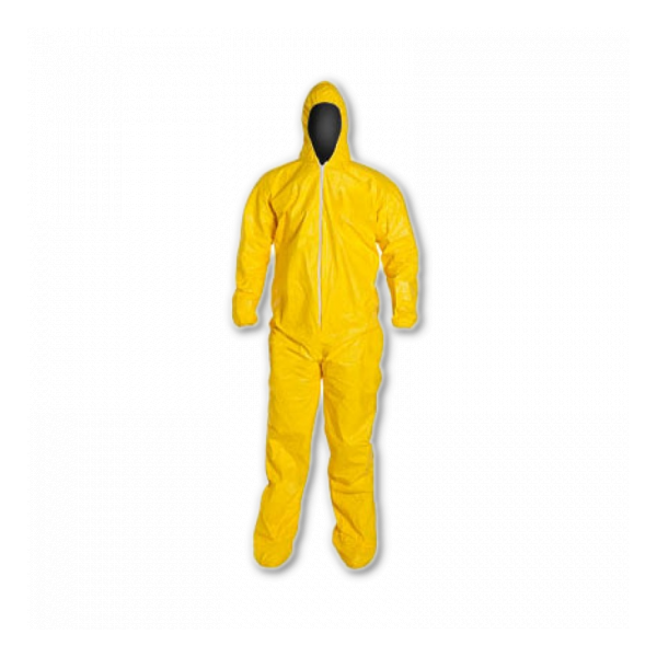 DuPont Tychem QC Chemical Protection Coveralls