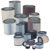 Solberg Paper and Polyester Filter Elements