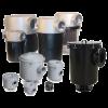 Solberg Inlet Vacuum Filters